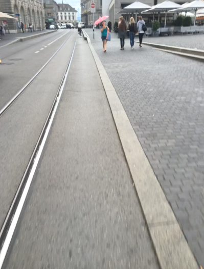 Zurich bike tour