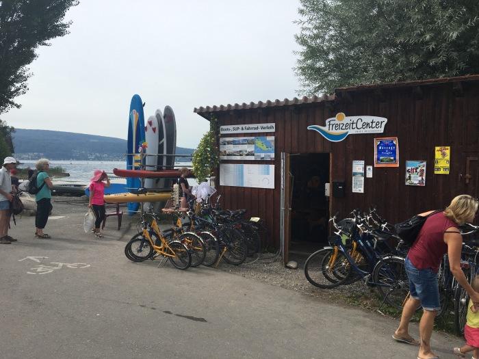 Reichenau bike hire