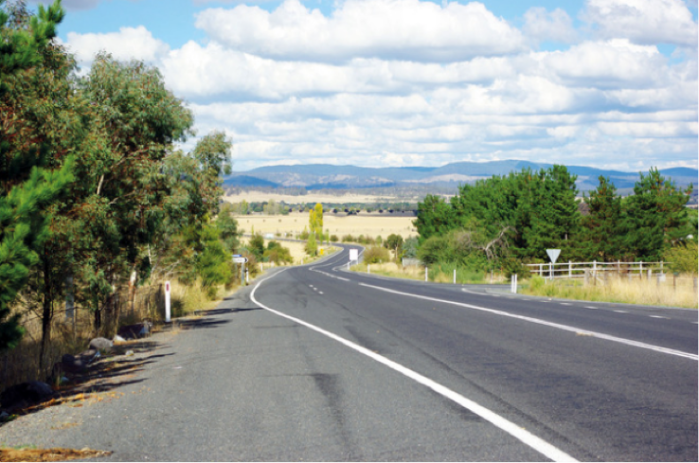 Best bike ride - Canberra to Bungendore