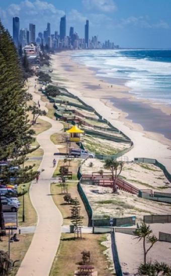 Best Gold Coast rides - Main Beach