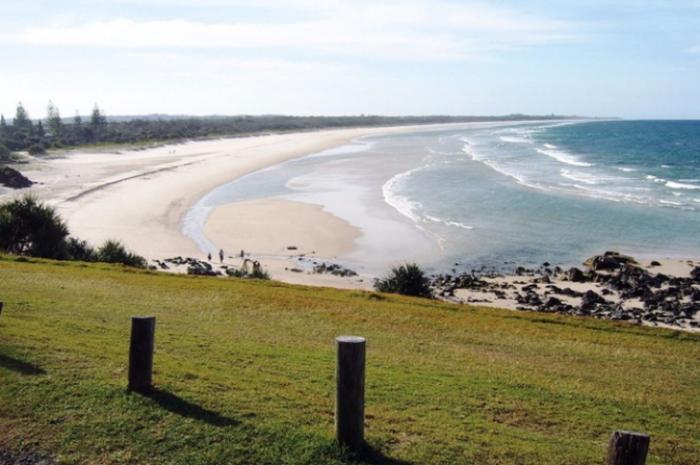 Best Gold Coast rides - Tweed Coast